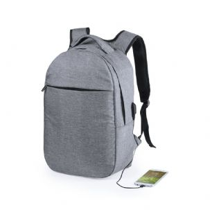 "15"" Padded Laptop Backpack - RFID Protection"